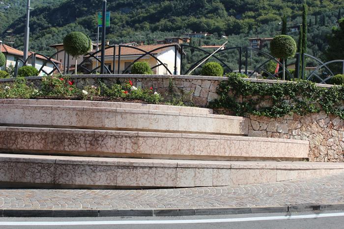 Wandverblender Rosso Verona